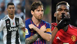 Bật mí 6 ngôi sao bóng đá giàu nhất thế giới được nhiều người chú ý