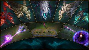 Các game thủ cần lưu ý các mốc thời gian xuất hiện của quái rừng