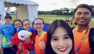 Cô gái vàng môn bắn cung Việt Nam được lọt vào top 10 gương mặt Phụ nữ Thủ đô tiêu biểu 2020