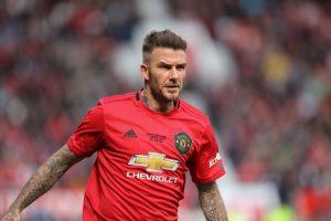 David Beckham bỏ qua mọi bàn tán để làm rõ bổ nhiệm chân sút Man Utd
