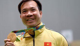 Hoàng Xuân Vinh và đỉnh cao của Thể thao Việt Nam ở Olympic