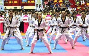 Đội tuyển taekwondo Việt Nam thắng lớn trên sàn đấu quốc tế