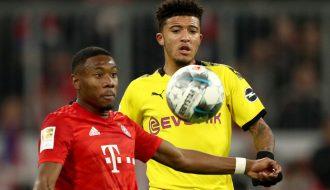 Trận đấu đối đầu giữa Dortmund vs Bayern Munich đã diễn ra hấp dẫn