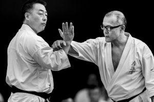 Kancho Shokei Matsui-bậc thầy võ thuật Karate của Nhật Bản