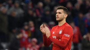 Lucas Hernandez quyết tâm ở lại với Bayern Munich