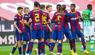 Ngỡ ngàng số lương khổng lồ mà Barcelona đang nợ các cầu thủ