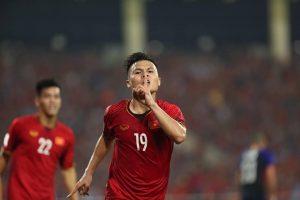 Tiền vệ xuất sắc Quang Hải