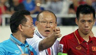 """Park Hang-Seo: bảo vệ chức vô địch AFF Cup và SEA Games 31 là """"gánh nặng"""""""