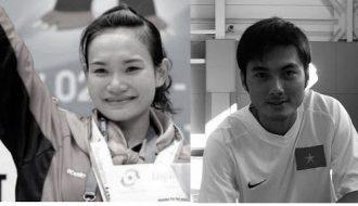 Sự ra đi của những tài năng trẻ thuộc làng thể thao Việt Nam
