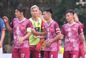 Cầu thủ tài năng Nguyễn Thành Long Giang