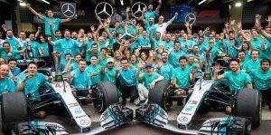 TOP 10 đội đua xe F1 xuất sắc cũng như đắt giá nhất thế giới
