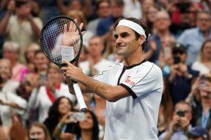 Vận động viên tennis Roger Federer
