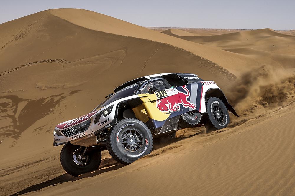 Cuộc đua xe Dakar Rally