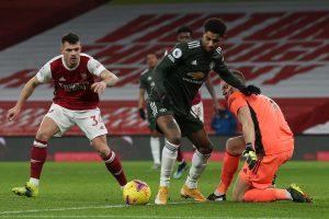 Trận hòa 0-0 lần thứ 4 giữa Mu và Arsenal trong mùa giải năm nay
